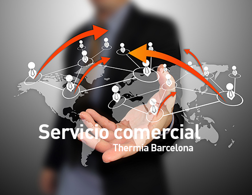servicio comercial thermia barcelona