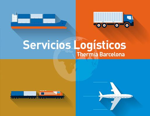 servicios logisticos thermia barcelona