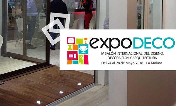 Thermia Barcelona hace presencia en EXPODECO.