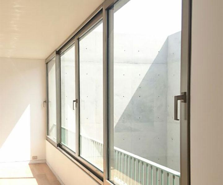 edificio fanning ventana