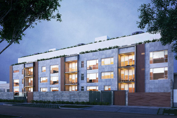 BAU 10 BUILDING