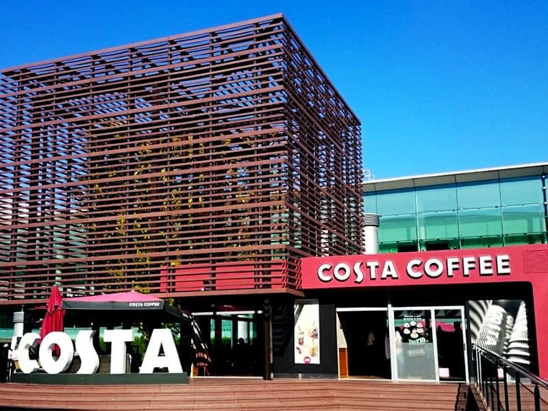 costa coffe