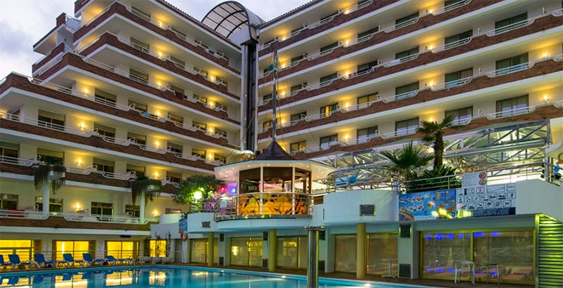 hotel indalo