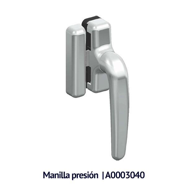 manilla presion