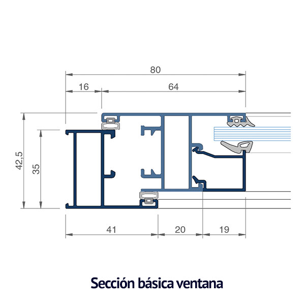 seccion-basica-ventana-serie-thermia-arf35