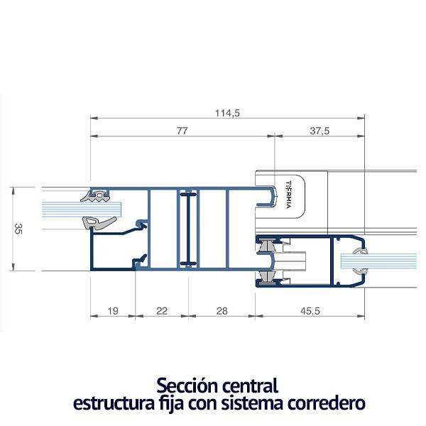 seccion-central-fijo-y-corredera-serie-thermia-arf35