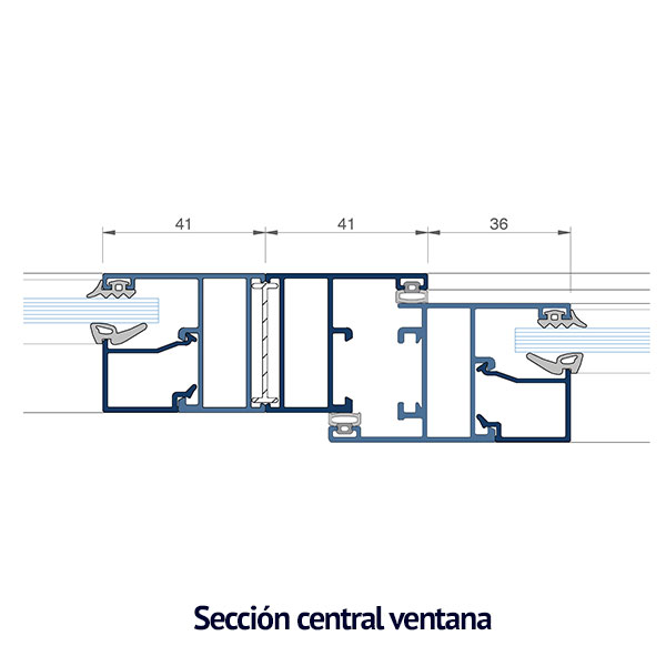 seccion-central-ventana-serie-thermia-arf35