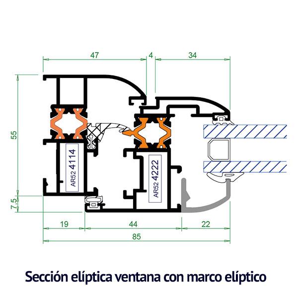 marco eliptico