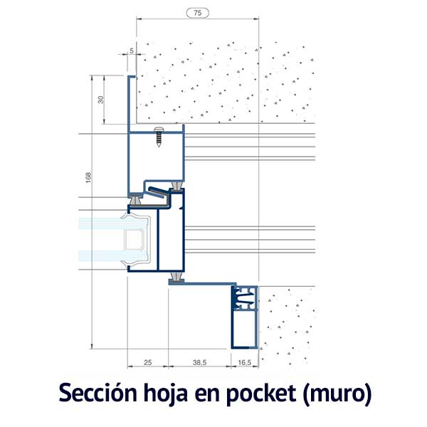 cruce croquis pocket