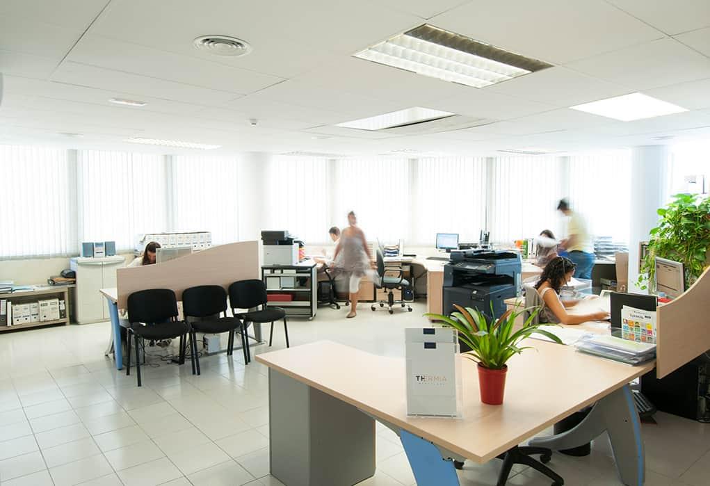 oficinas thermia