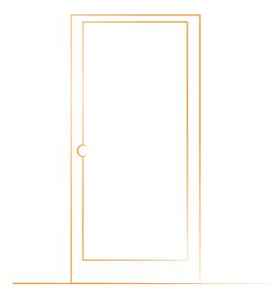 puerta individual