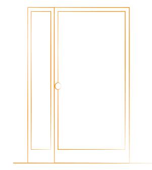 estructura puerta dos