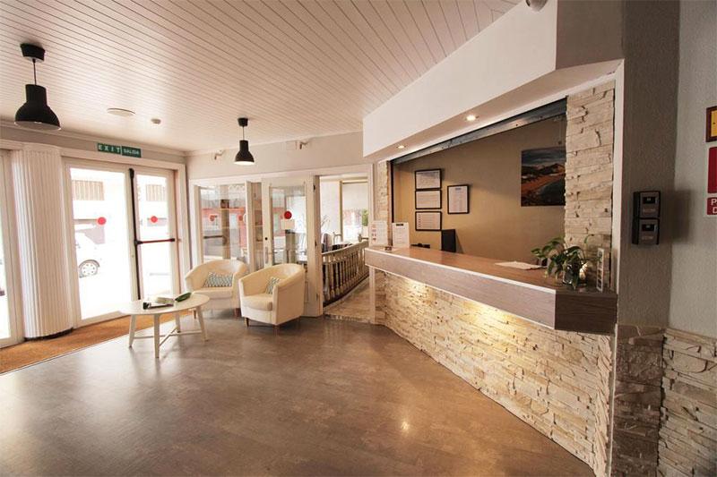 Proyecto con ventanas de aluminio Thermia Barcelona - Hotel Royal
