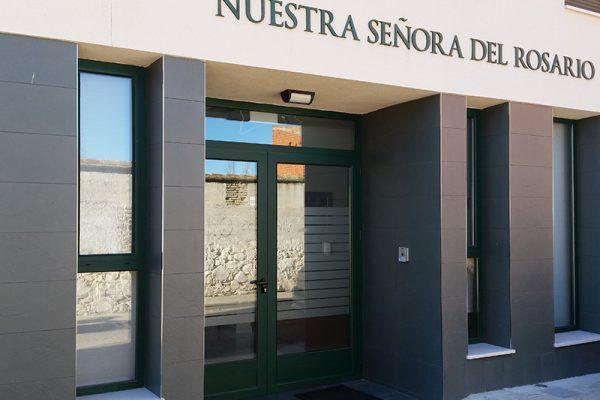 residencia geriatrica
