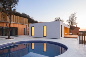 Casa ecológica Modelo H de Genial Houses