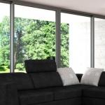 4 sistemas de puertas y ventanas de aluminio para inspirar tus construcciones eco-friendly