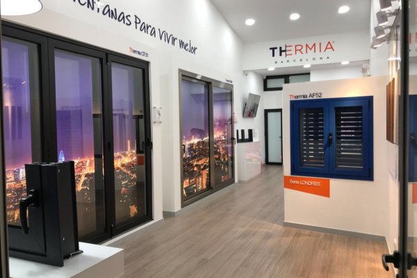 Estrenamos el primer showroom de ventanas de aluminio en Bogotá