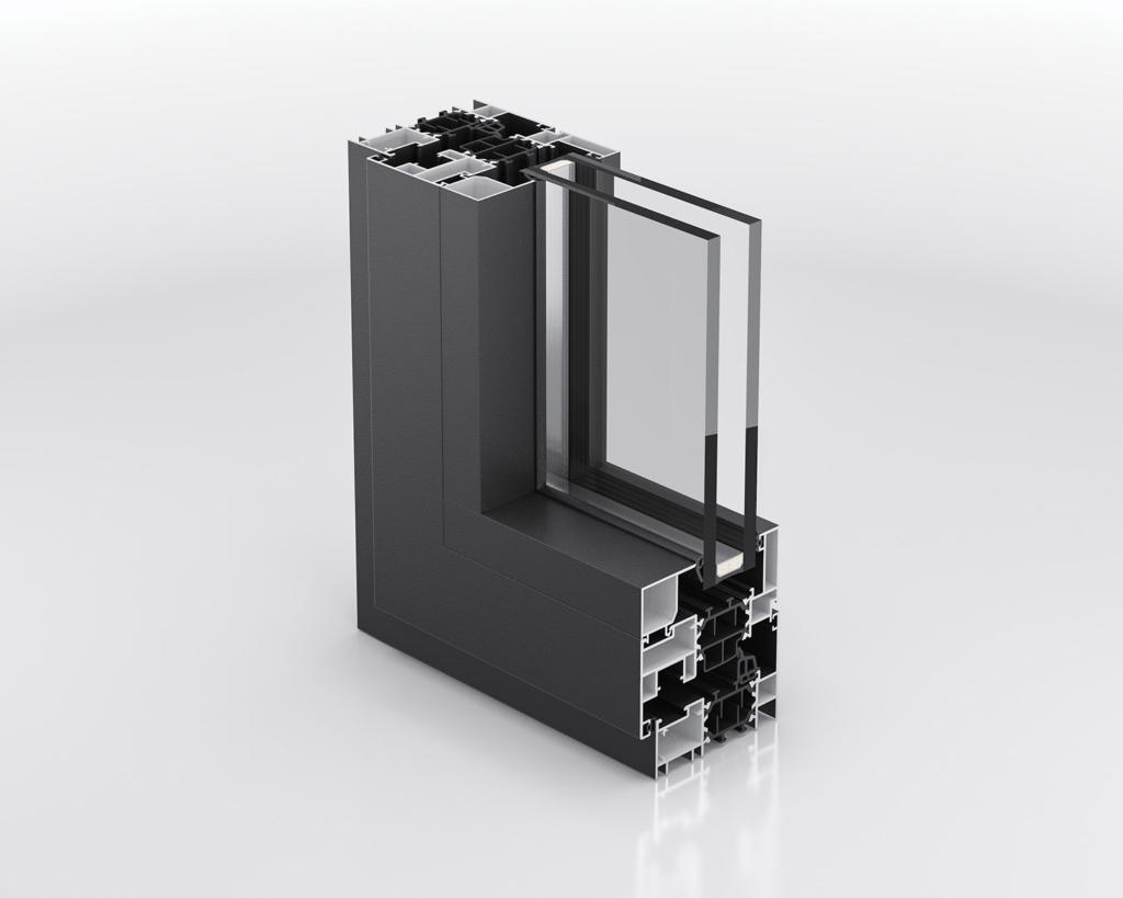Serie ventana THERMIA AR90+