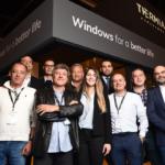 Nuestras ventanas correderas Thermia® Slim C40 deslumbran en Veteco 2018