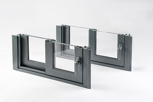 Ventanas de aluminio de calidad - Thermia Barcelona