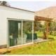 Casa de campo con ventanas de calidad Thermia