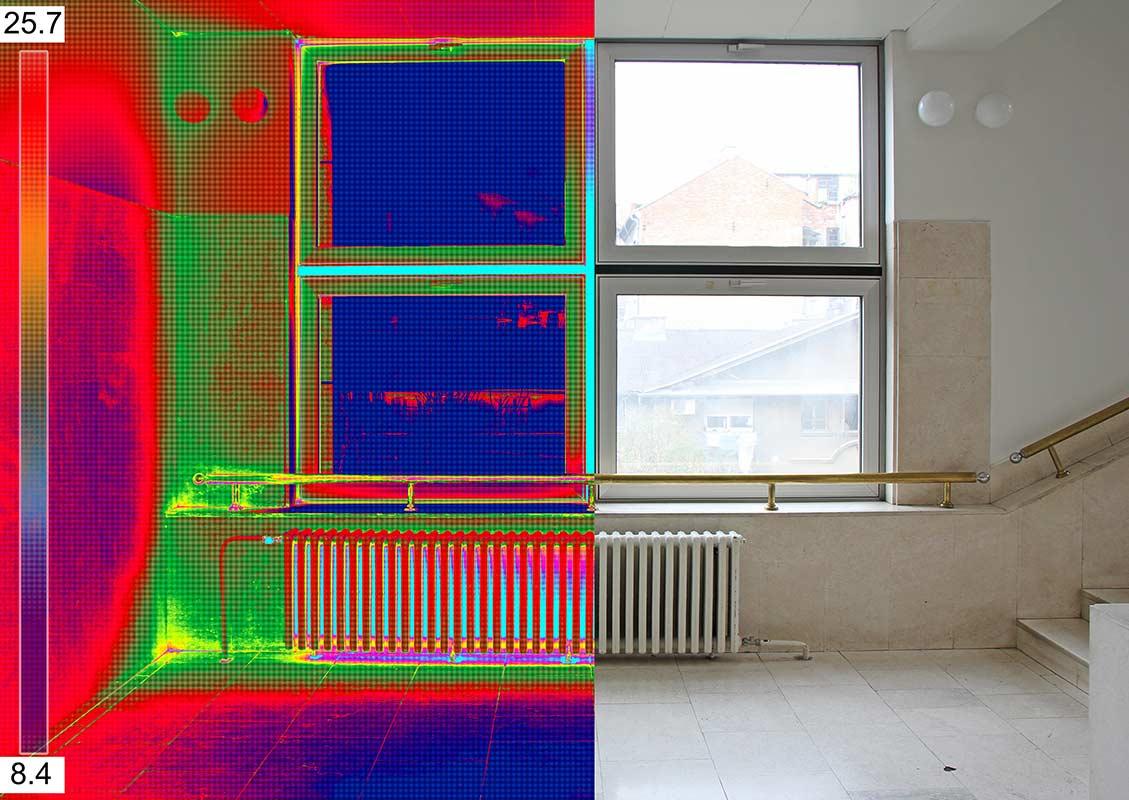 aislamiento térmico ventanas