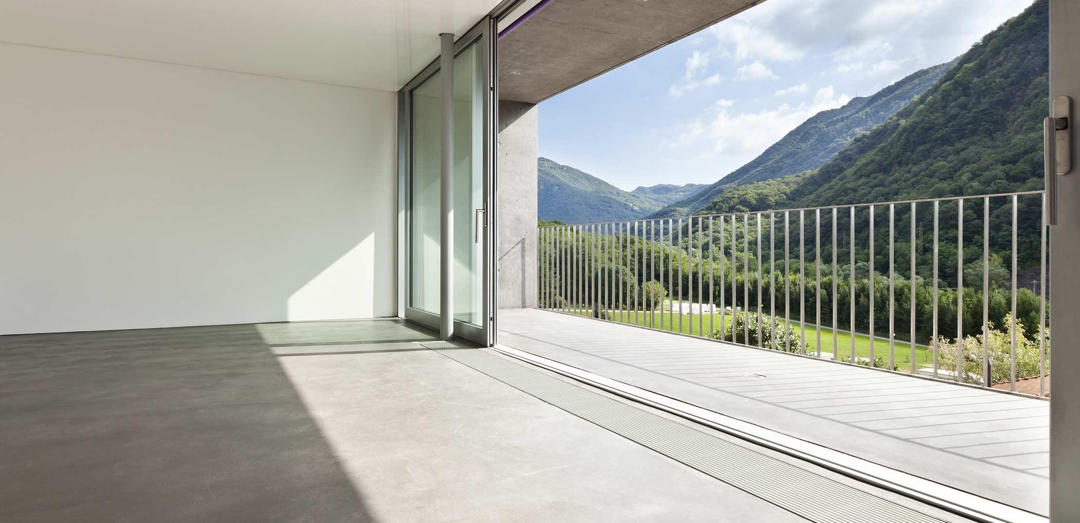 ventana aluminio corredera