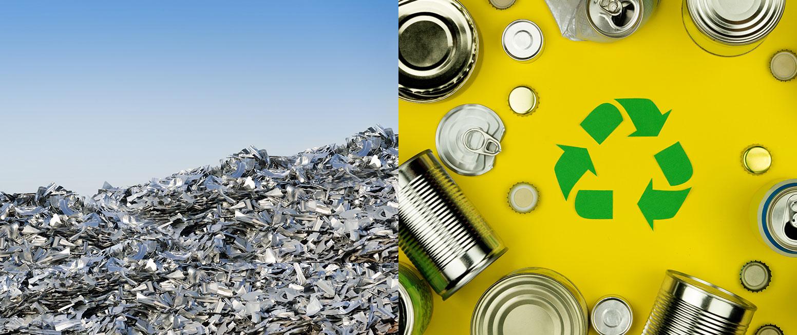 reciclado aluminio