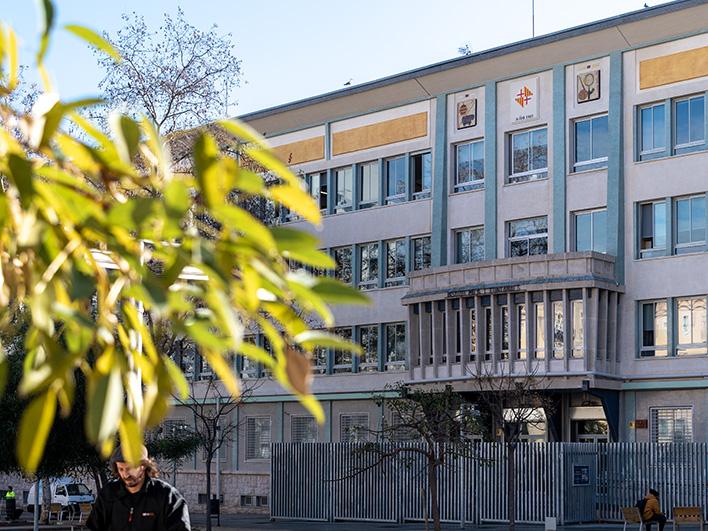 arquitectura - ventanas thermia barcelona edificio exterior