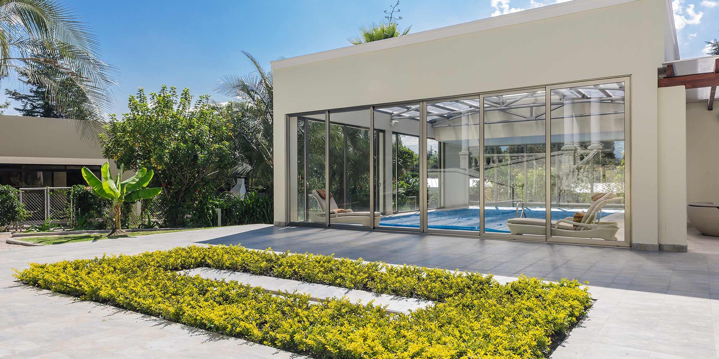 Thermia Barcelona - ERServicios- ventanas aluminio