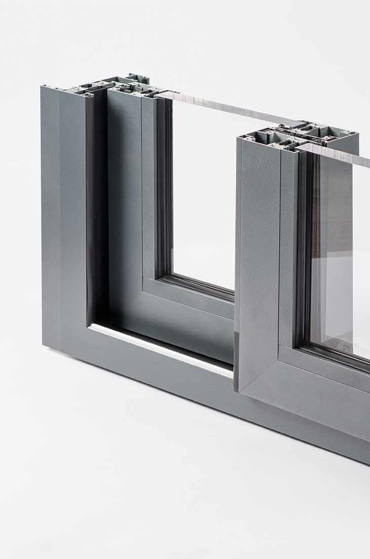 ventanas de aluminio europeas Thermia