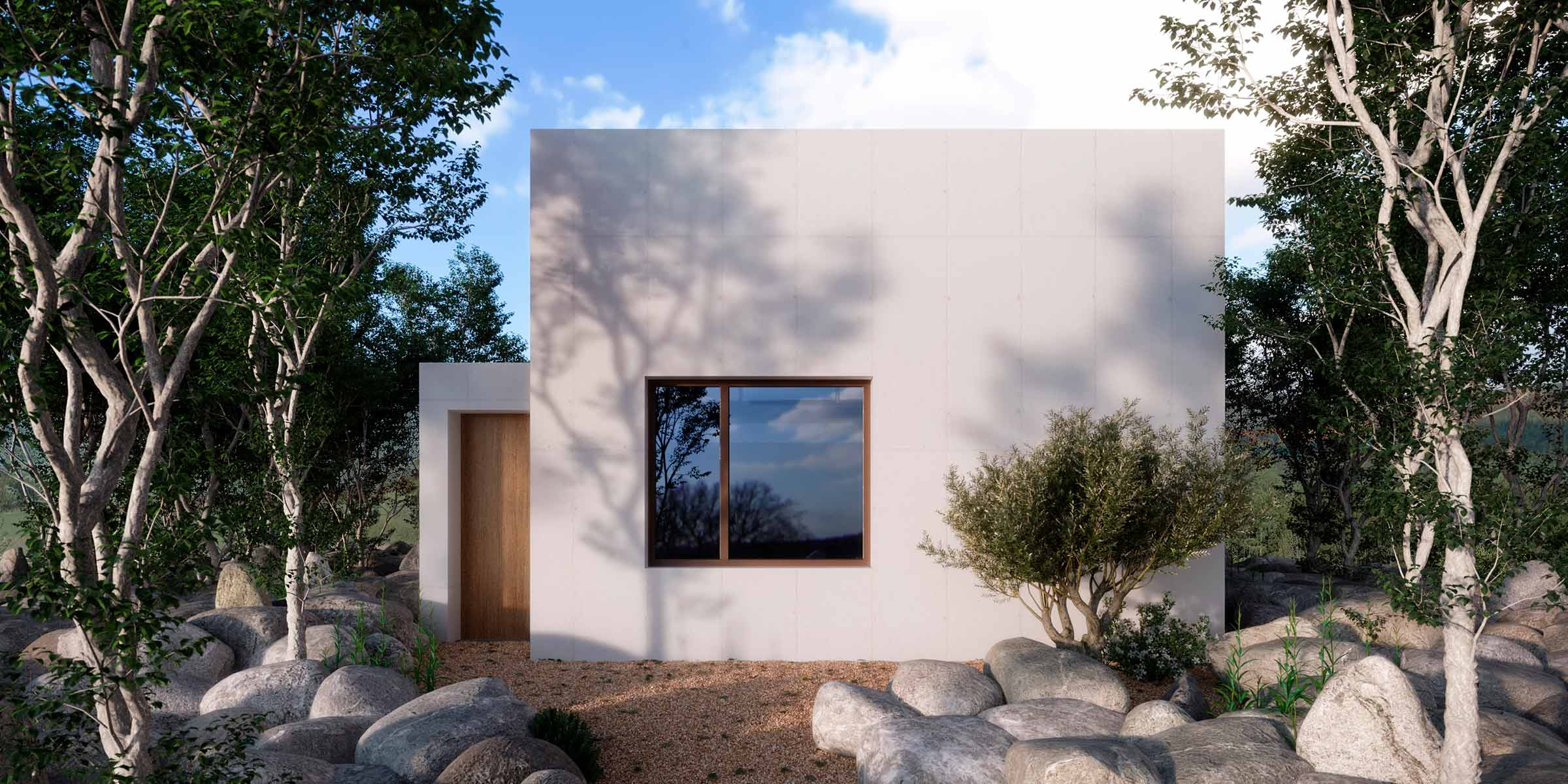 ventana practicable thermia LUMIA