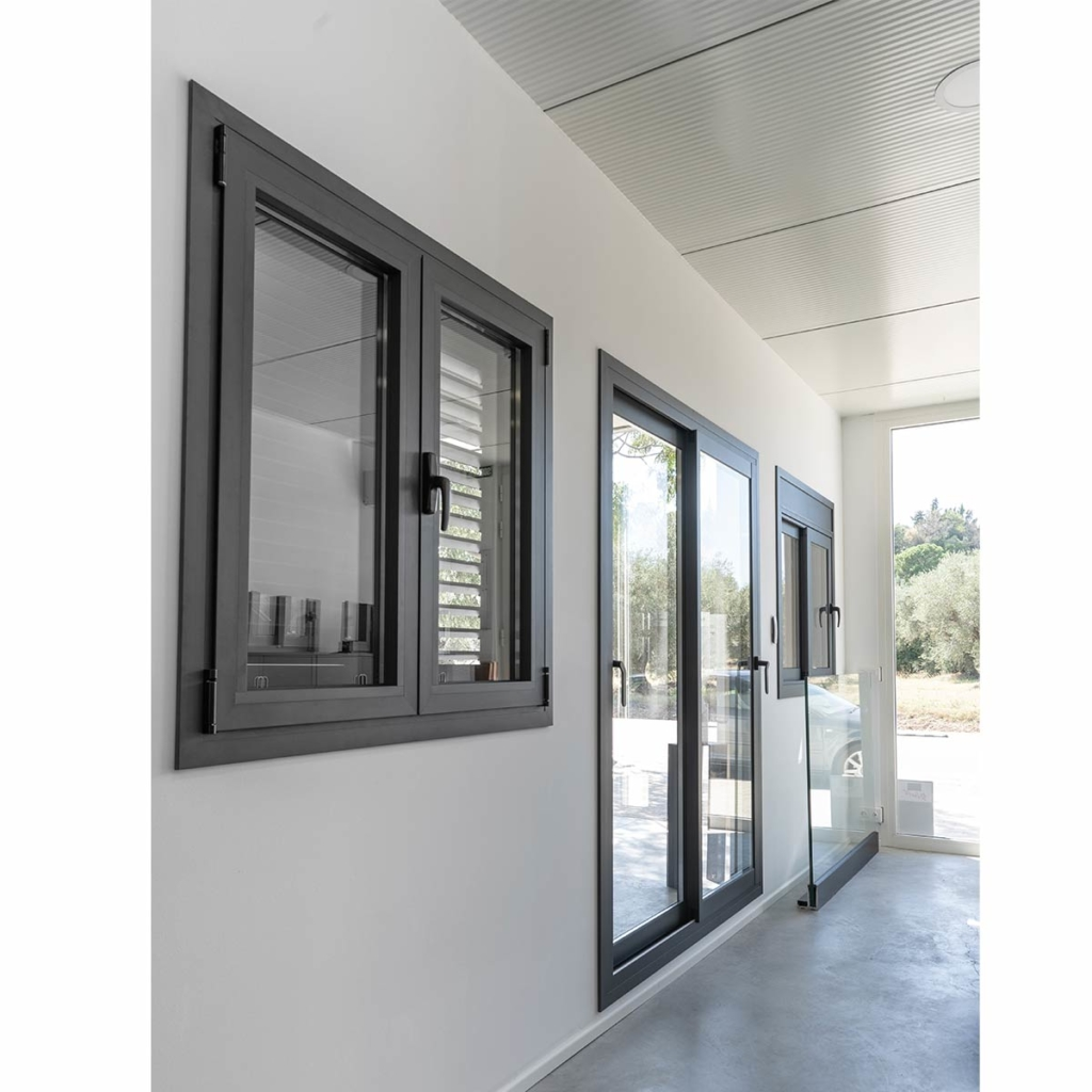 Exposición ventanas Thermia