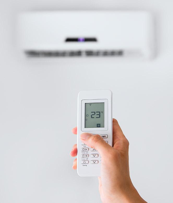 aire condicionado