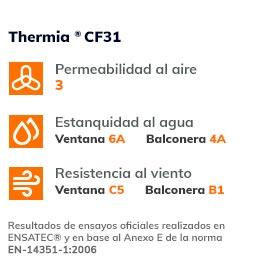 resultado-ensayo-ventana-thermia-CF31-esp