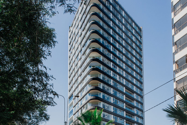 EDIFICIO THE FAIRWAY