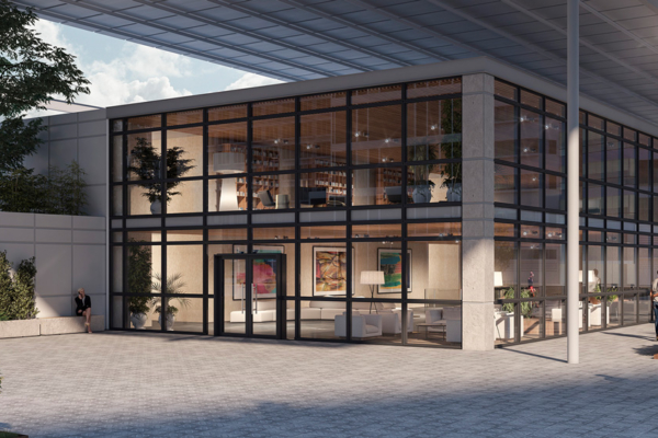 Nuevo sistema de fachada ligera Thermia Quick vista exterior
